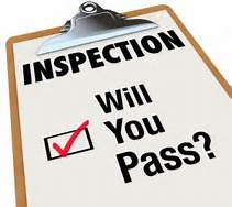 Inspection will you pass